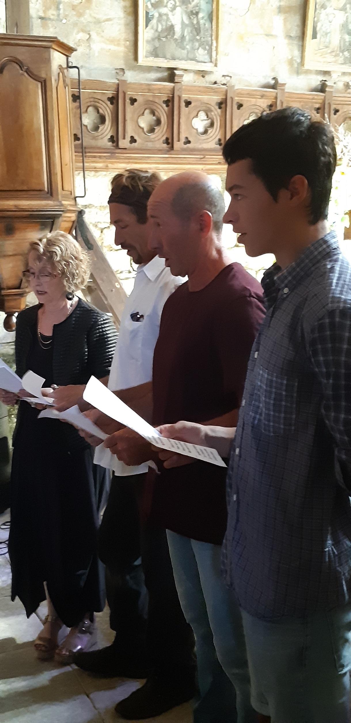 Chorale de Lalbenque