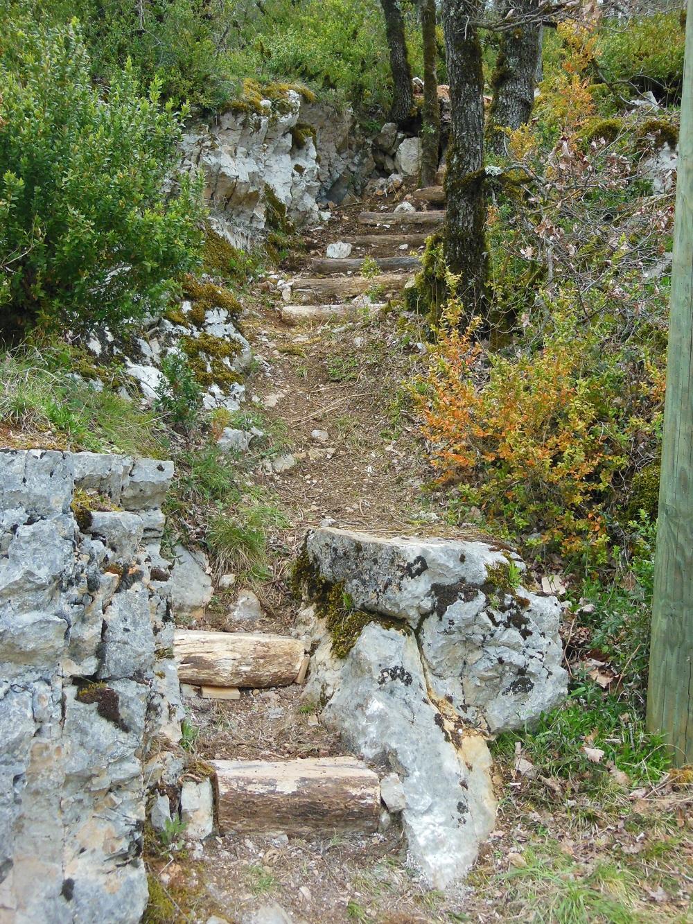 Un bel escalier !