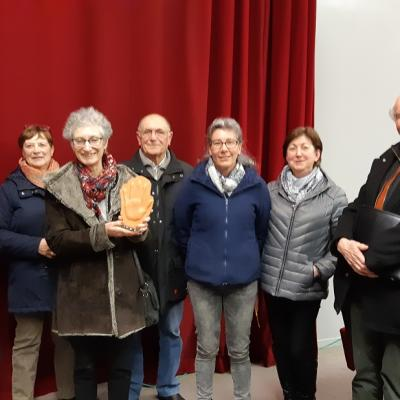 Prix du Patrimoine  de la Société Archéologique 82