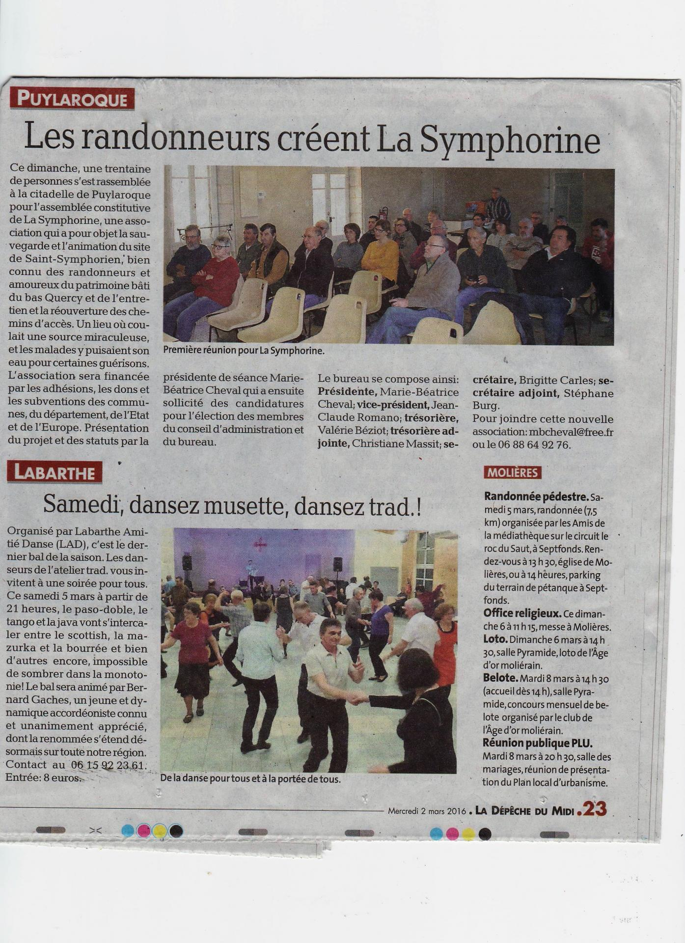 2016 04 02 article la depeche 001 2