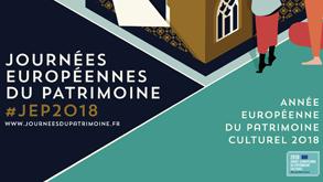 Journee du patrimoine 2018