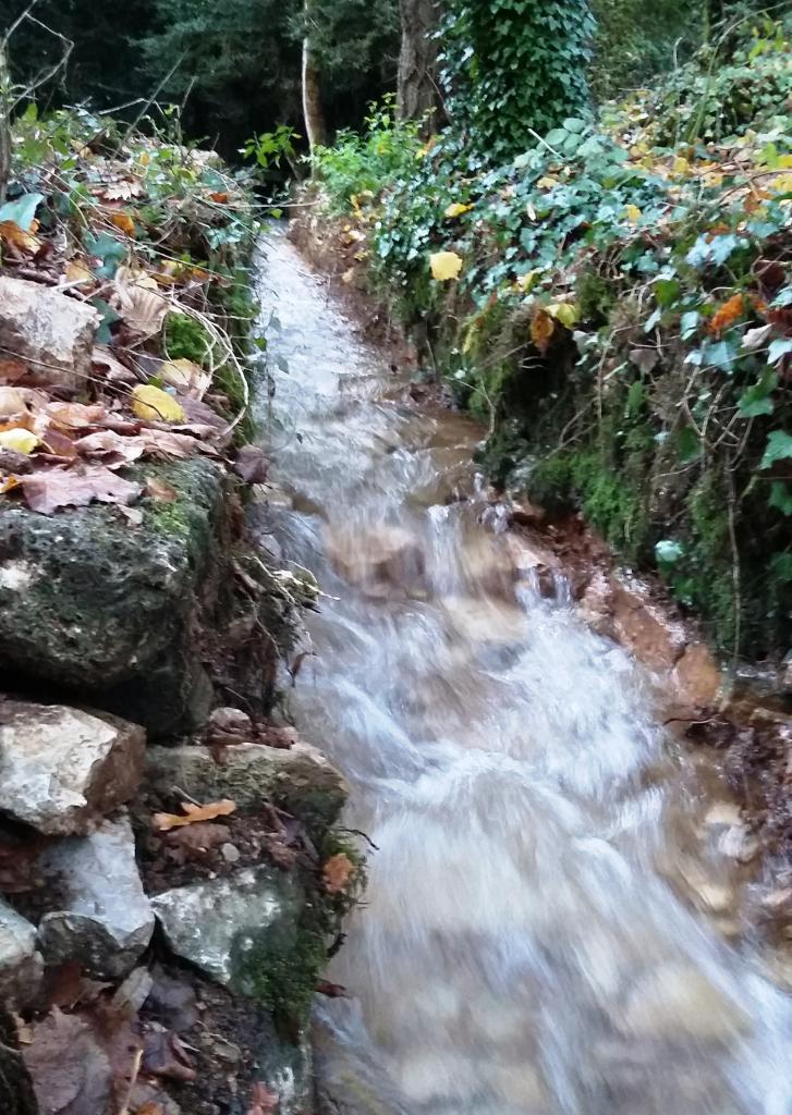Canal de la source