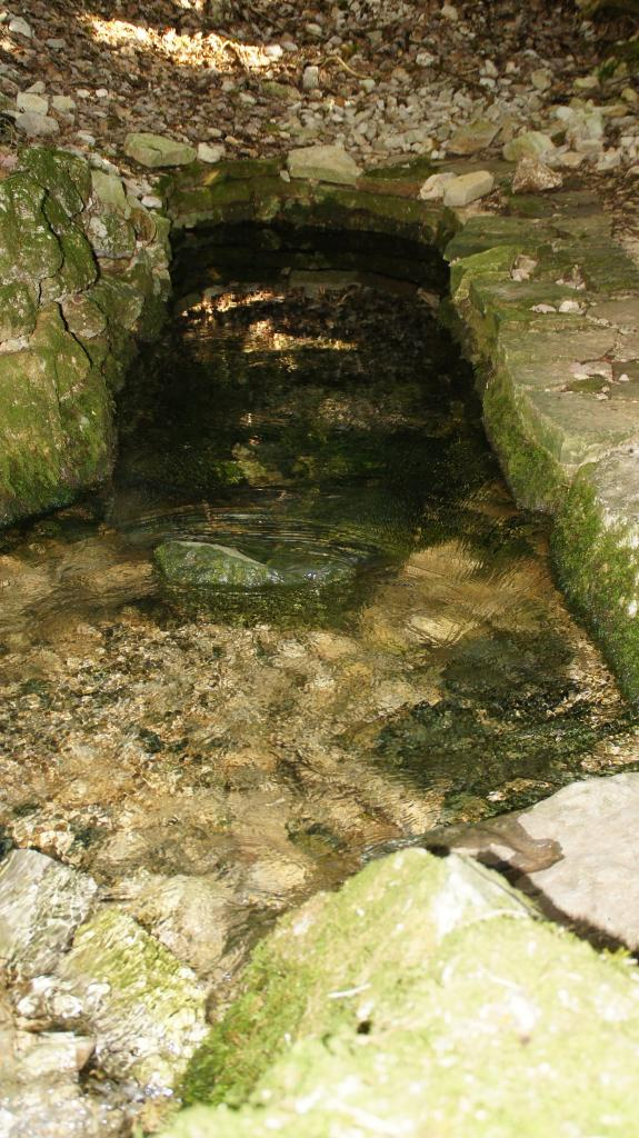 Source de Saint Symphorien