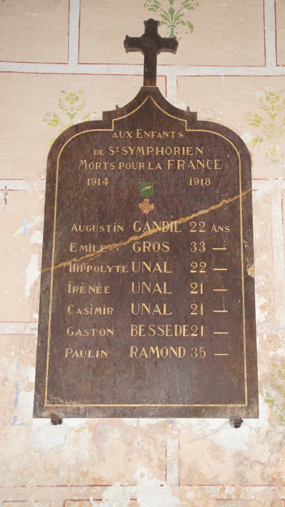 Mémoire 1914-1918