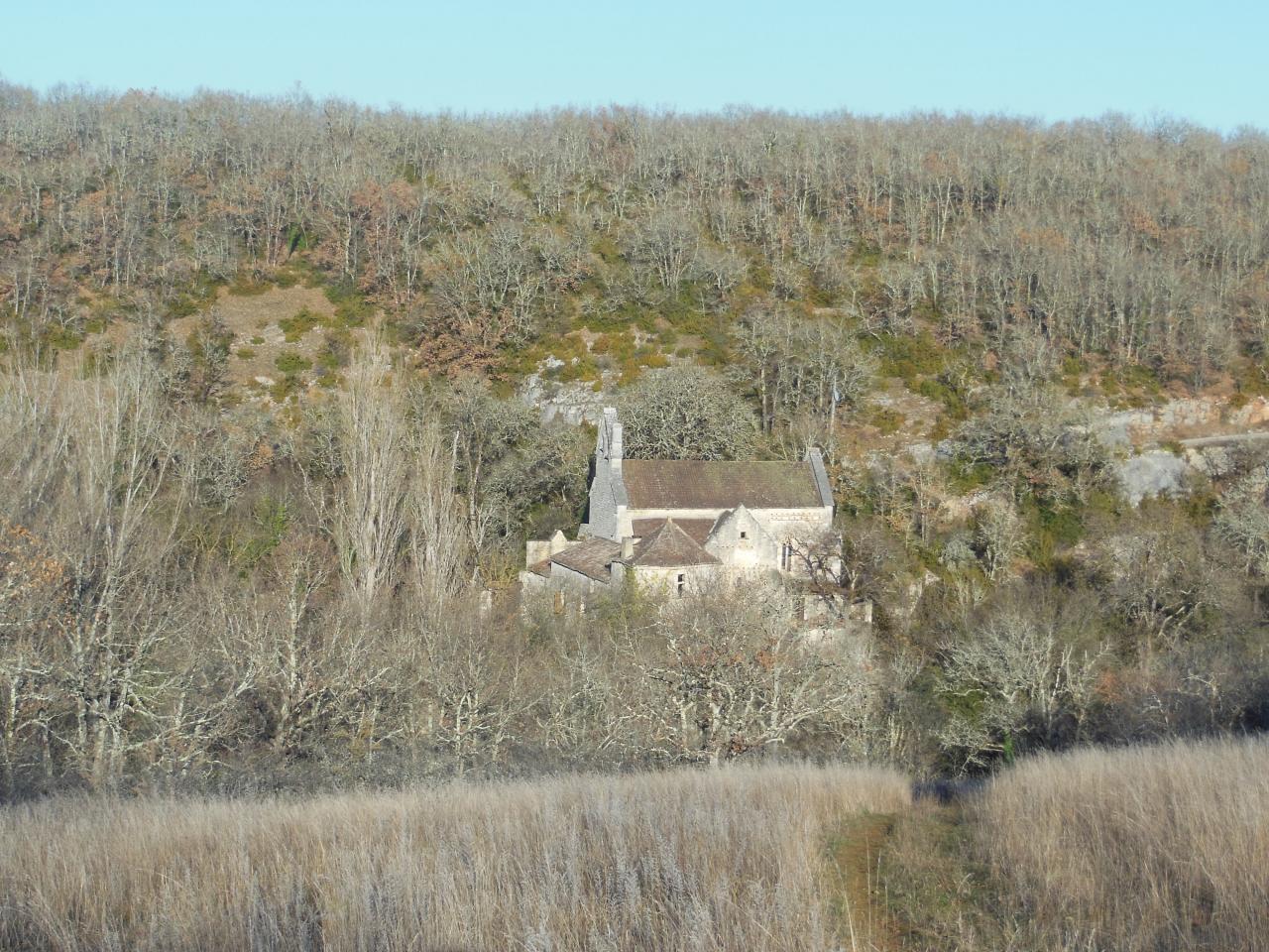 Site de Saint Symphorien / Automne 2016