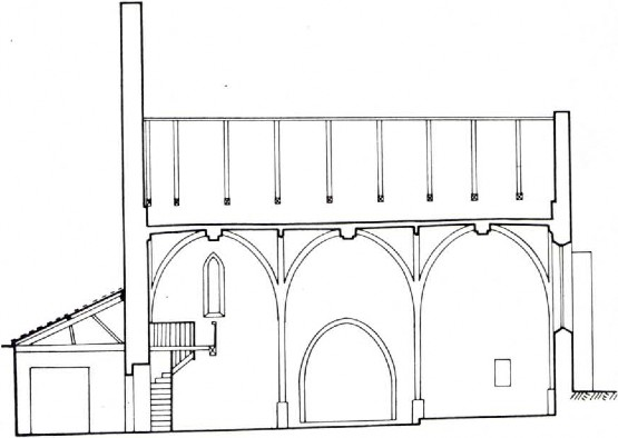Plan Eglise